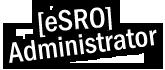 eSRO Administrator