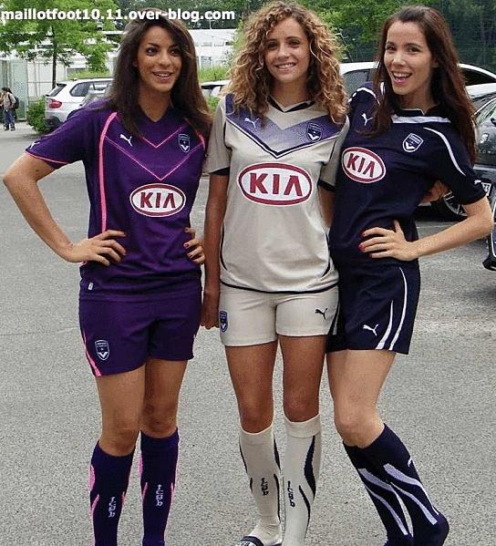 Les nouveaux maillots saison 2010/2011 Bordeu10