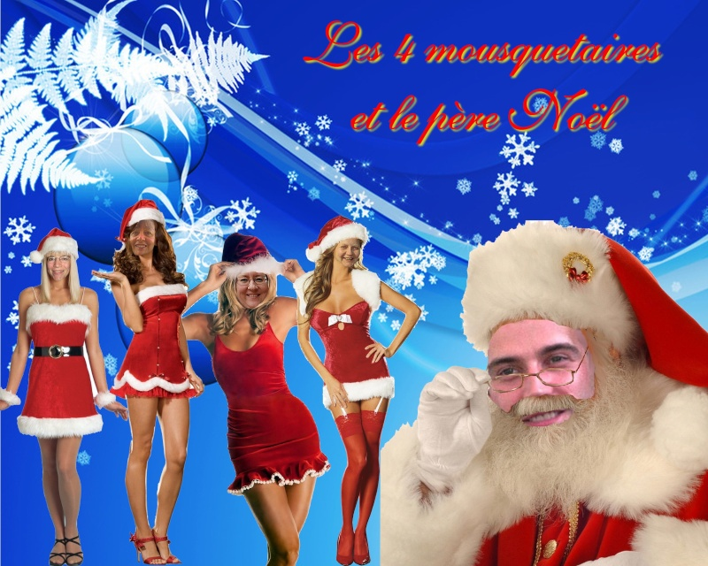 PBLV/ quand Noël me rend ouin ouin/ Wallpaper Photo10