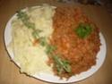 pâte  cuisinée a l'Italiènne a ma façon.photo Recett30