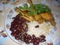 cuisses de poulet sauce créole Sdc12817