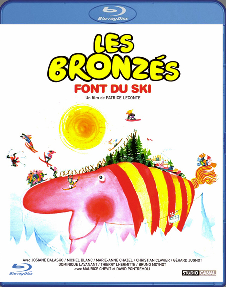 {Blu-Ray} Les Bronzés Font Du Ski Les_br20