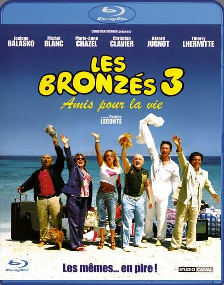 {Blu-Ray} Les Bronzés 3 Amis Pour La Vie Les_br21