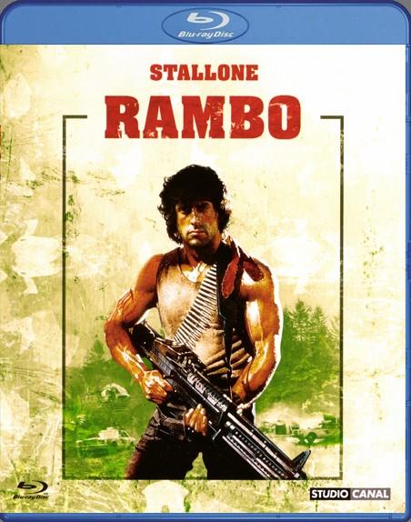 {Blu-Ray} Rambo I Rambo_32