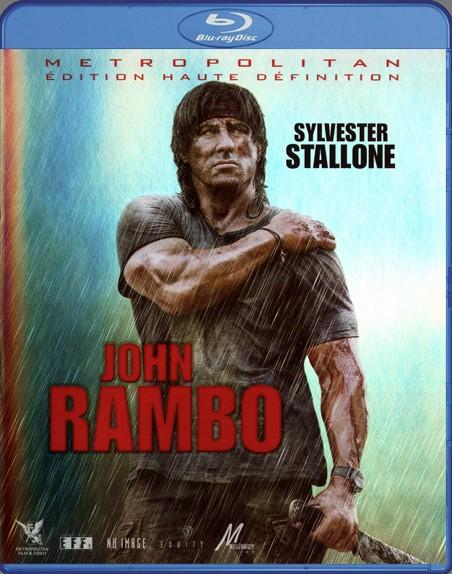 {Blu-Ray} Rambo IV John Rambo Rambo_35