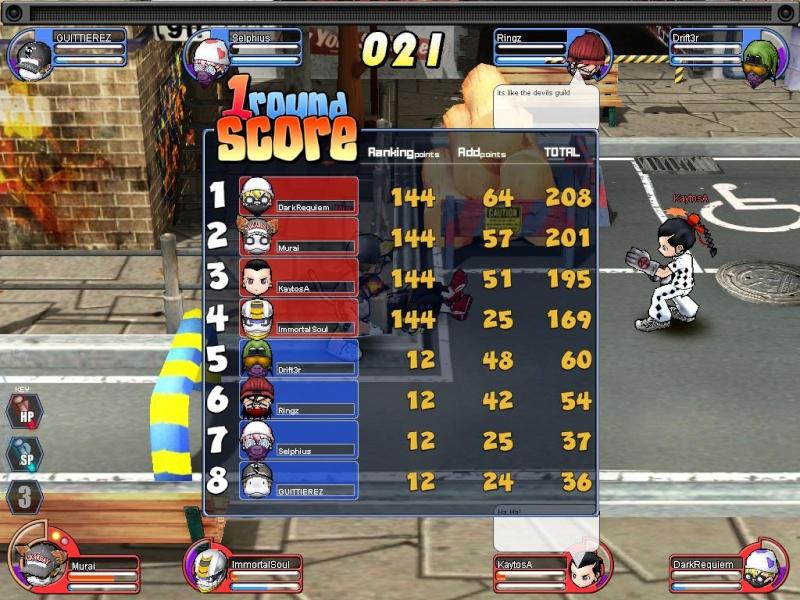 Assassination Vs ShadowCast Rumble26