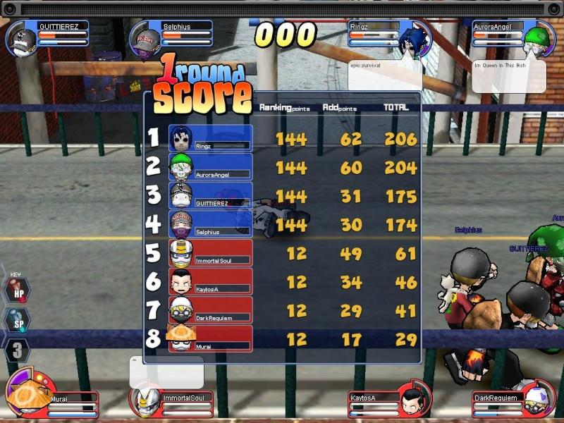 Assassination Vs ShadowCast Rumble32