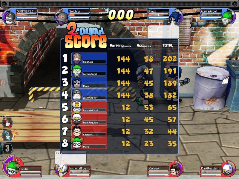 Assassination Vs ShadowCast Rumble35