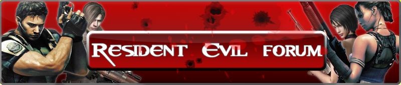 Resident Evil Forum
