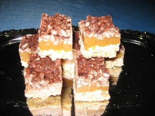 Carrés au chocolat divin Carras10
