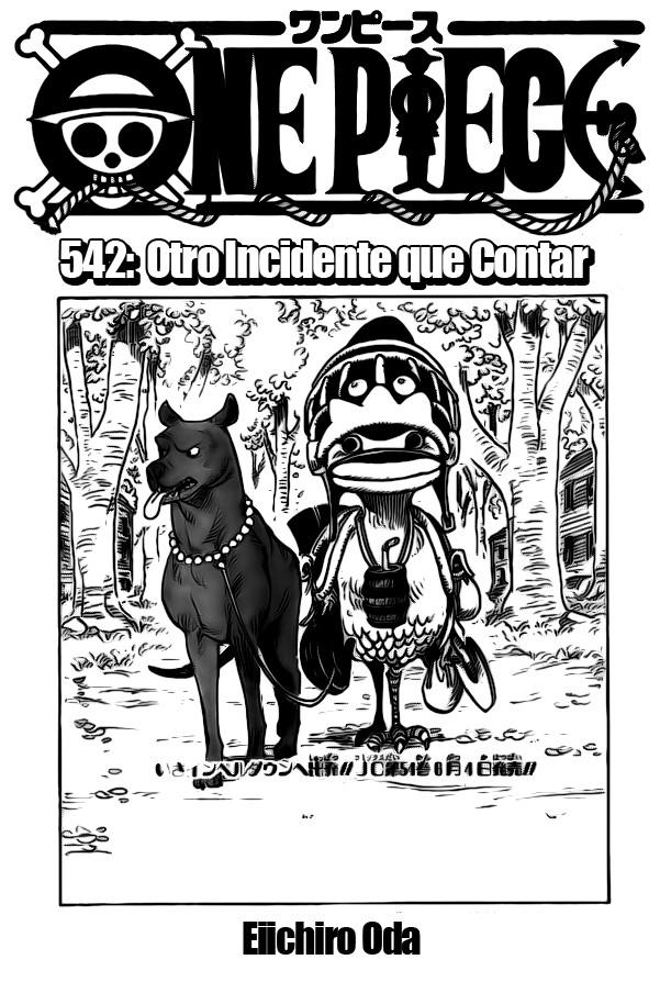 [MANGA]One Piece 542[FANSUB.ESPAÑOL] 0010