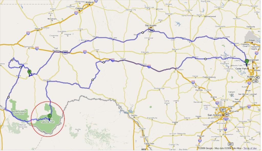 taking trip to big bend, texas Big_be10