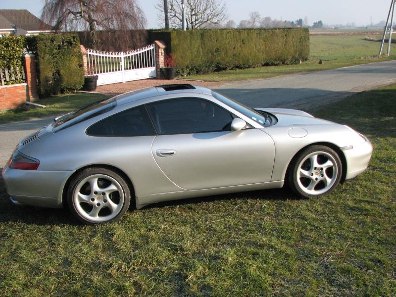 Porsche  996 carrera 2  3,4  option pse avec jantes bbs Porsch11