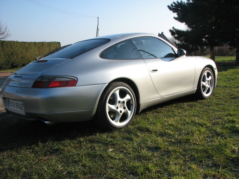 Porsche  996 carrera 2  3,4  option pse avec jantes bbs Porsch12
