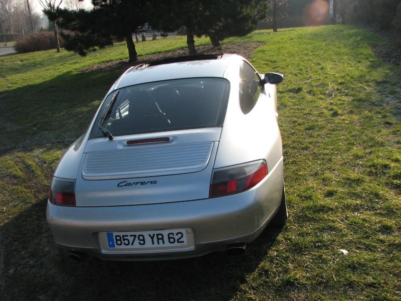 Porsche  996 carrera 2  3,4  option pse avec jantes bbs Porsch13