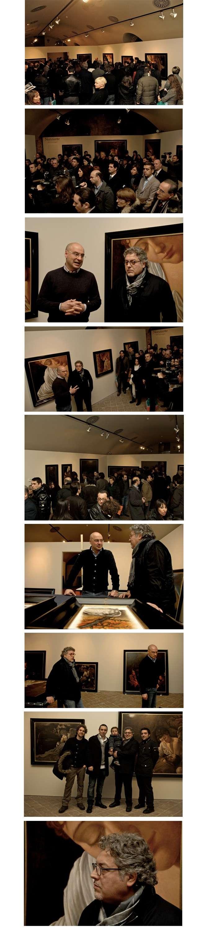 """Resoconti Mostra """"Dal Caravaggio"""" Castel Sismondo - Rimini - Pagina 2 314"""