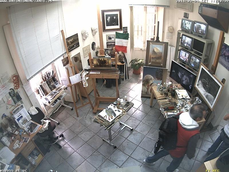 Nicola in visita a Giaveno Cam_as33