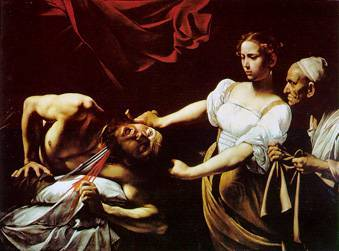 Le Opere Caravaggesche del Maestro Nunziante Giudit10