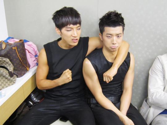 WooSu [Wooyoung x Junsu] 332
