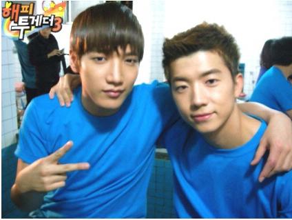 WooSu [Wooyoung x Junsu] 728