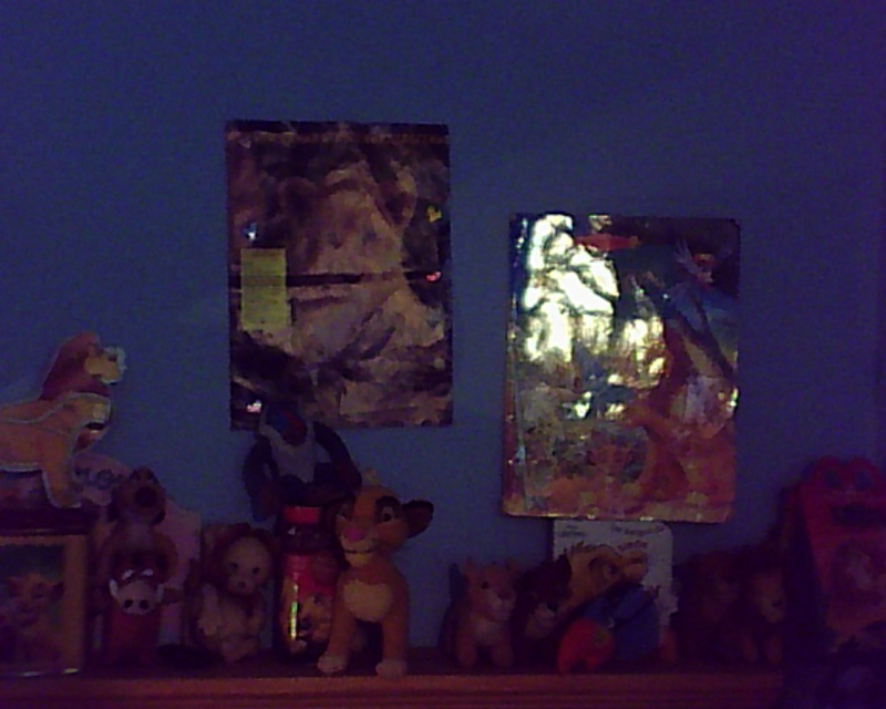 my colection of the lion king 1 and 2 Img00010