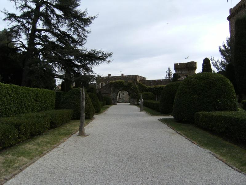 Alpes-Maritimes 3: Mandelieu-la-Napoule, le château Cabris10