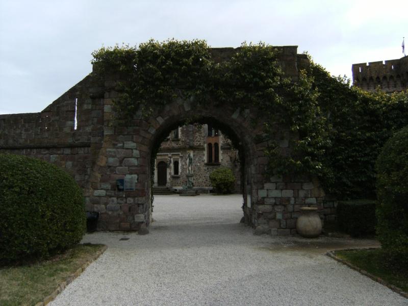 Alpes-Maritimes 3: Mandelieu-la-Napoule, le château Cabris14