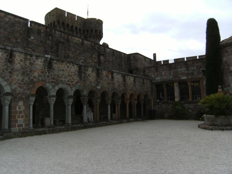 Alpes-Maritimes 3: Mandelieu-la-Napoule, le château Cabris17