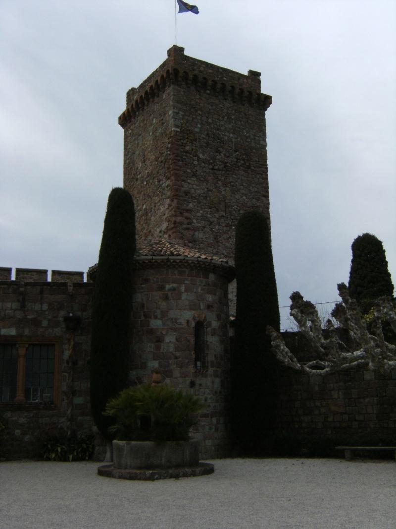 Alpes-Maritimes 3: Mandelieu-la-Napoule, le château Cabris21