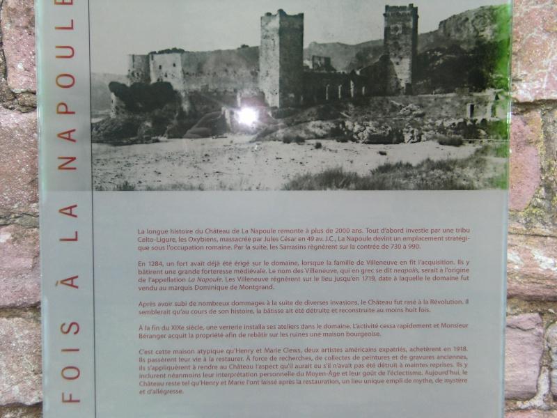 Alpes-Maritimes 3: Mandelieu-la-Napoule, le château Cabris34