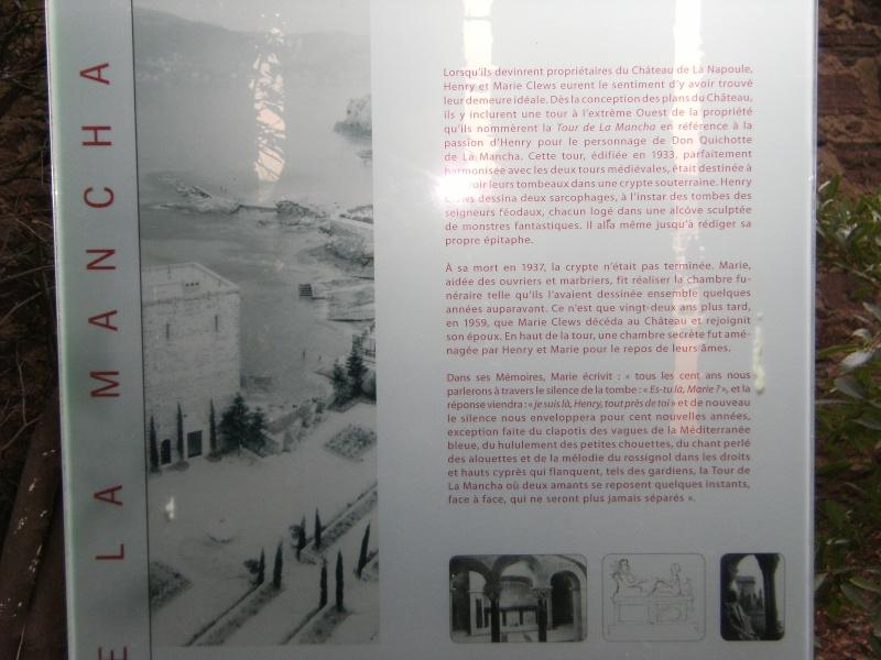 Alpes-Maritimes 3: Mandelieu-la-Napoule, le château Cabris38