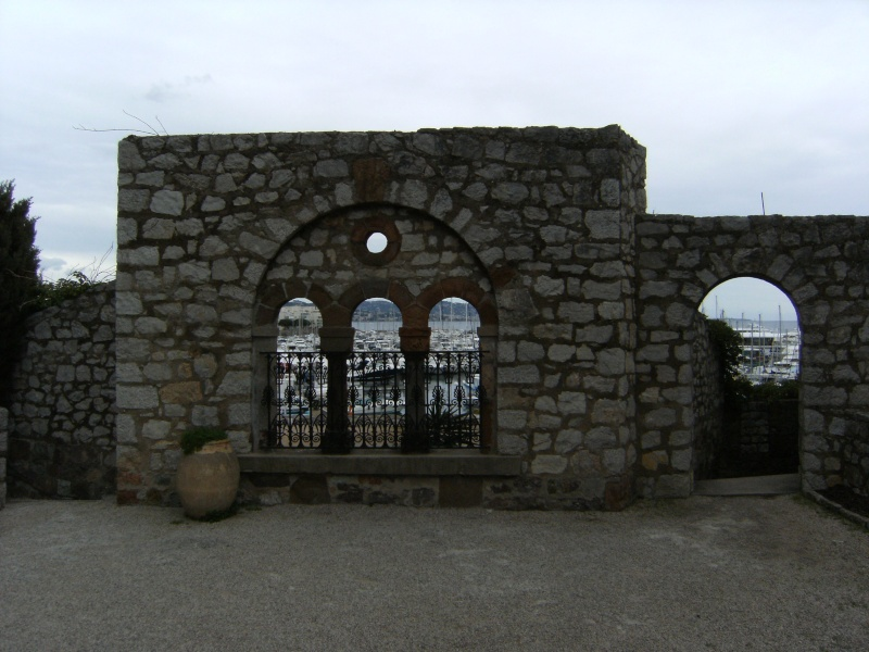 Alpes-Maritimes 3: Mandelieu-la-Napoule, le château Cabris41