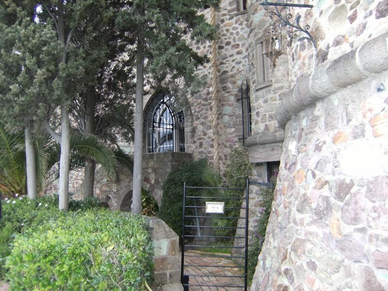Alpes-Maritimes 3: Mandelieu-la-Napoule, le château Cabris73
