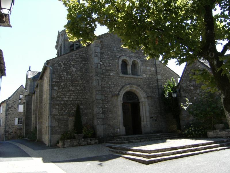 Lunac, village de l'Aveyron Dscf0111