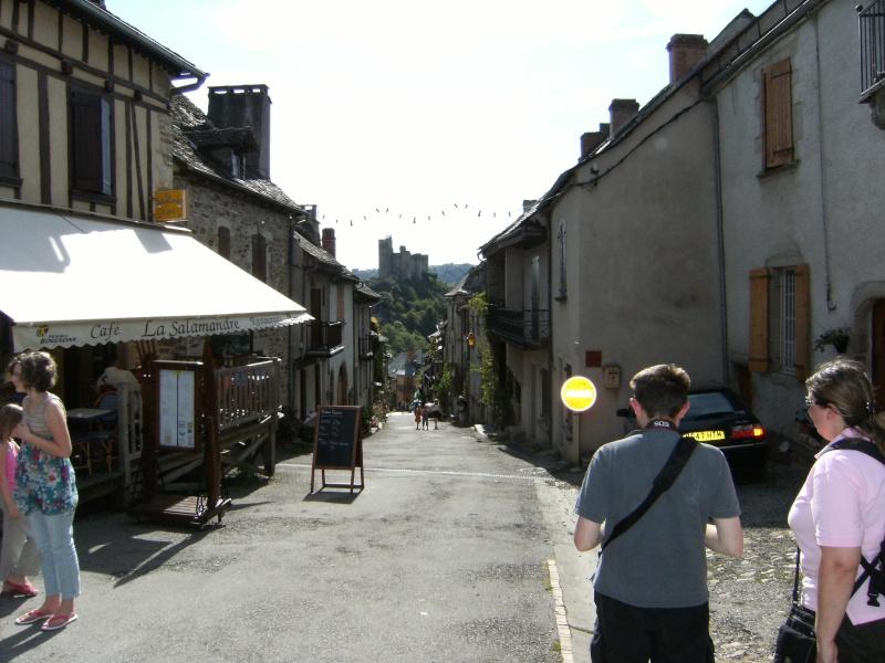 Najac, commune touristique de l'Aveyron Dscf0220