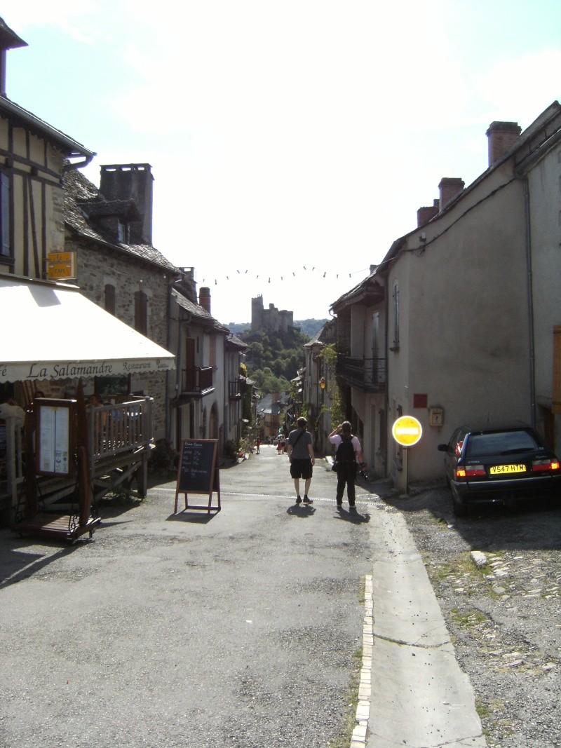 Najac, commune touristique de l'Aveyron Dscf0221