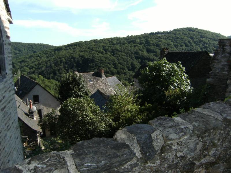 Najac, commune touristique de l'Aveyron Dscf0228