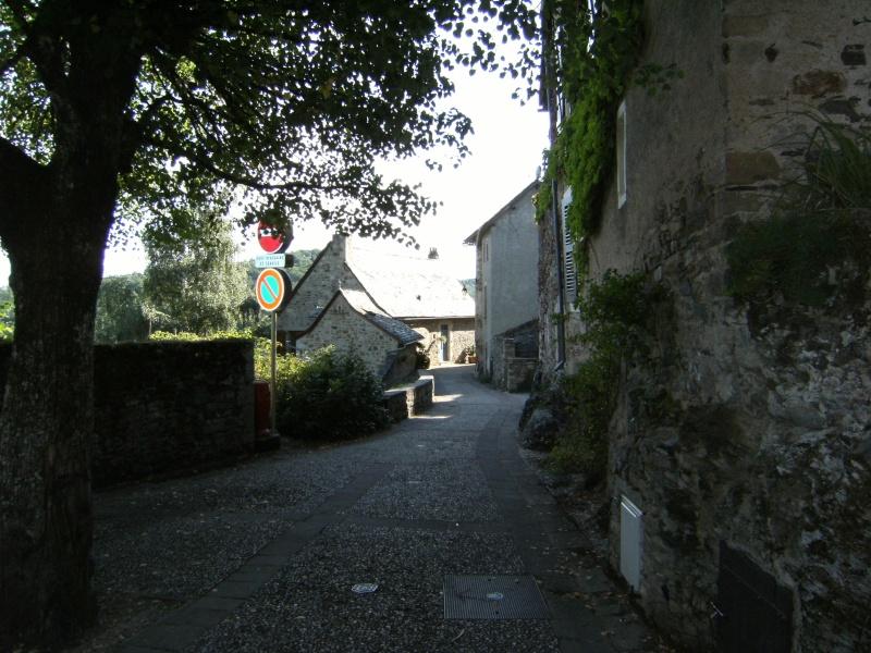 Najac, commune touristique de l'Aveyron Dscf0231