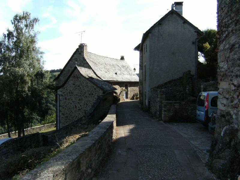 Najac, commune touristique de l'Aveyron Dscf0232