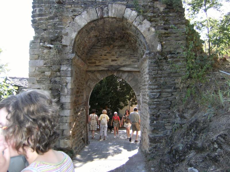 Najac, commune touristique de l'Aveyron Dscf0238