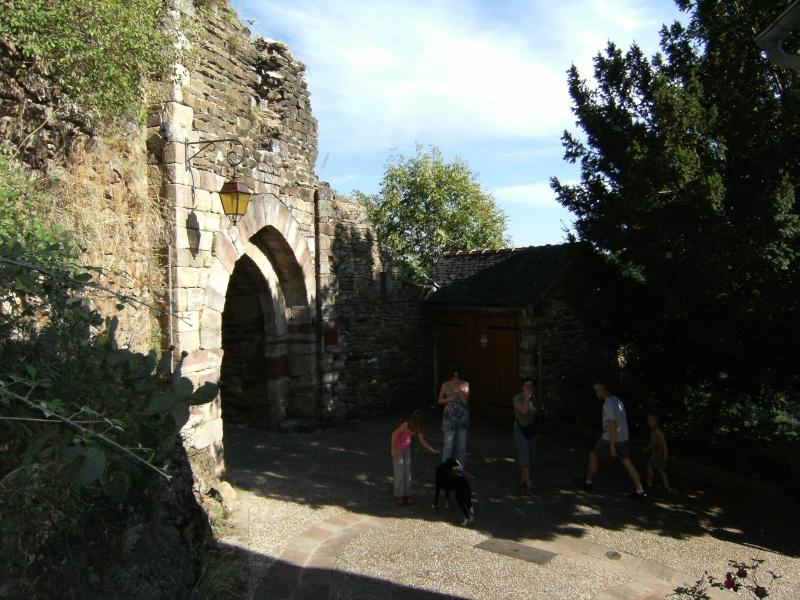 Najac, commune touristique de l'Aveyron Dscf0239