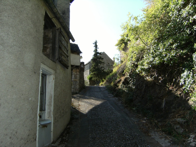 Najac, commune touristique de l'Aveyron Dscf0240
