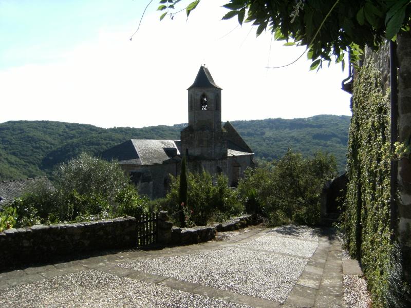 Najac, commune touristique de l'Aveyron Dscf0241