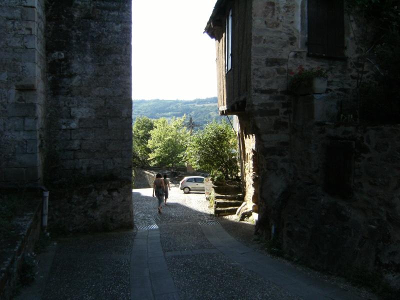 Najac, commune touristique de l'Aveyron Dscf0243