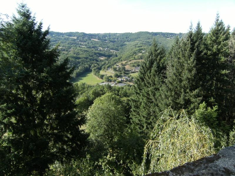 Najac, commune touristique de l'Aveyron Dscf0247