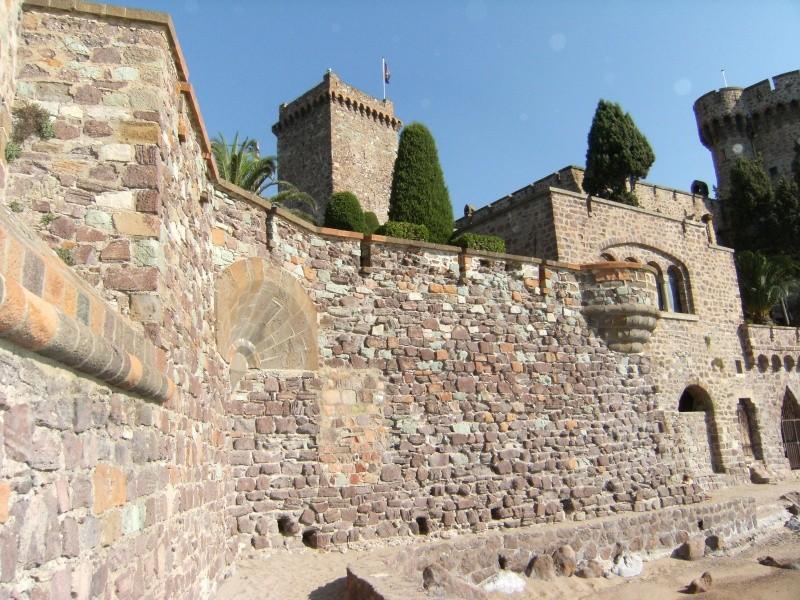 Alpes-Maritimes 3: Mandelieu-la-Napoule, le château Dscf0263