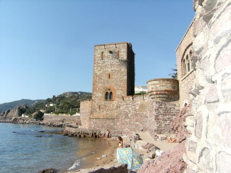 Alpes-Maritimes 3: Mandelieu-la-Napoule, le château Dscf0265