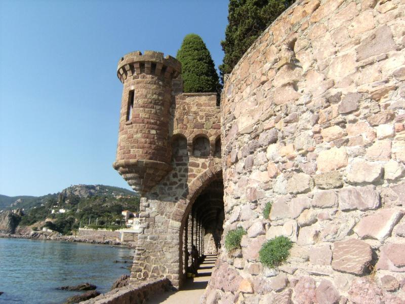 Alpes-Maritimes 3: Mandelieu-la-Napoule, le château Dscf0267