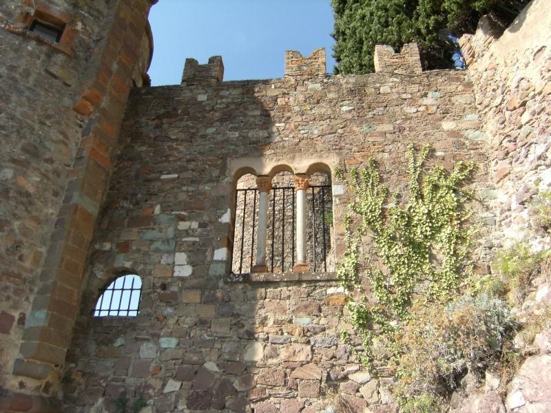 Alpes-Maritimes 3: Mandelieu-la-Napoule, le château Dscf0270