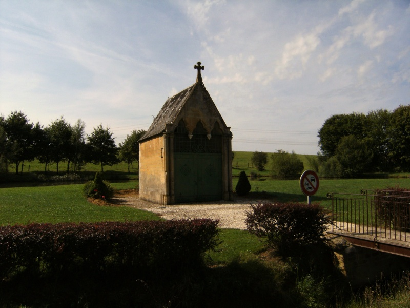 Beaumont-en-Argonne et Guillaume aux Blanches Mains Dscf0414